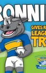 Ronnie Gives Rugby League a Try!